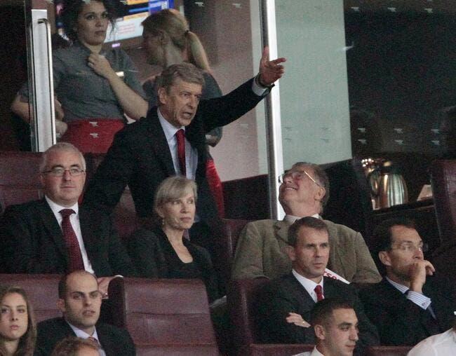 Wenger suspendu deux matchs par l'UEFA