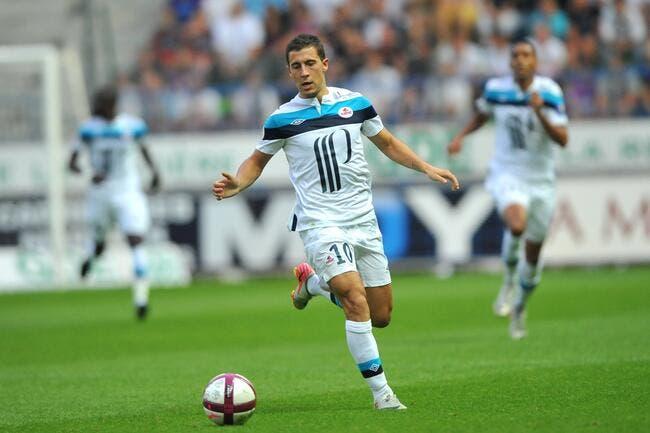 Pour Lille, un Hazard vaut deux Nasri