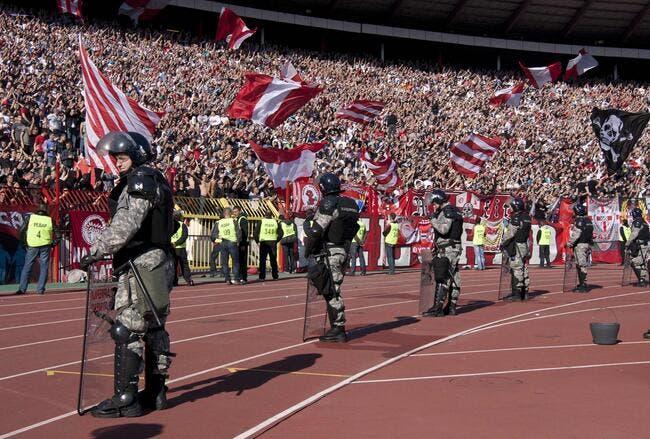 Rennes sera en état de siège pour accueillir Belgrade