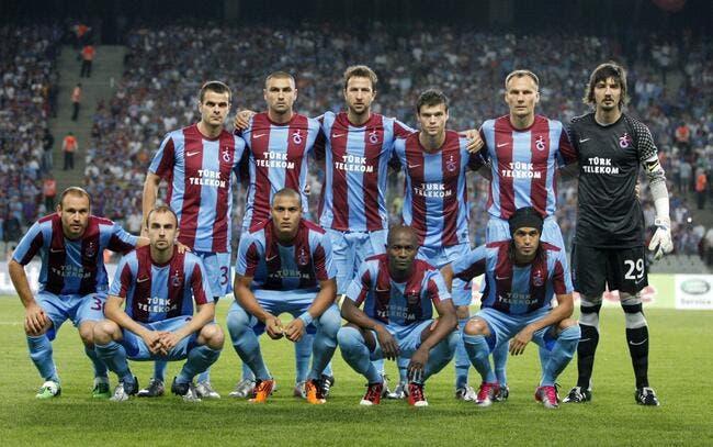 Trabzonspor remplace Fenerbahçe en Ligue des Champions