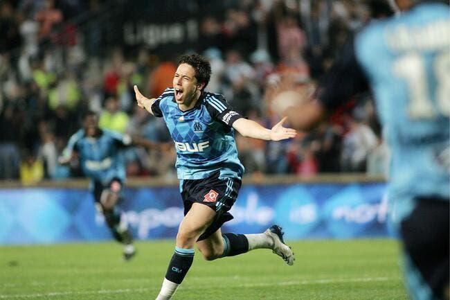 Nasri rêve de tomber sur l'OM en Ligue des Champions