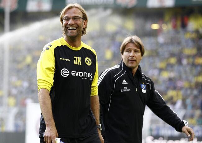 Dortmund, ça fout les boules à l'OM