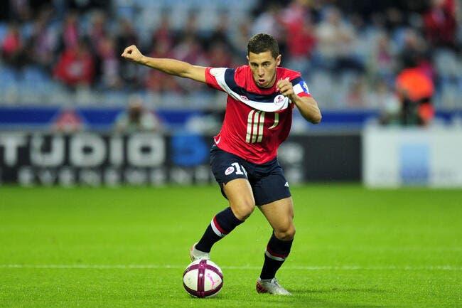 Lille se met en apnée et espère garder Hazard au mercato