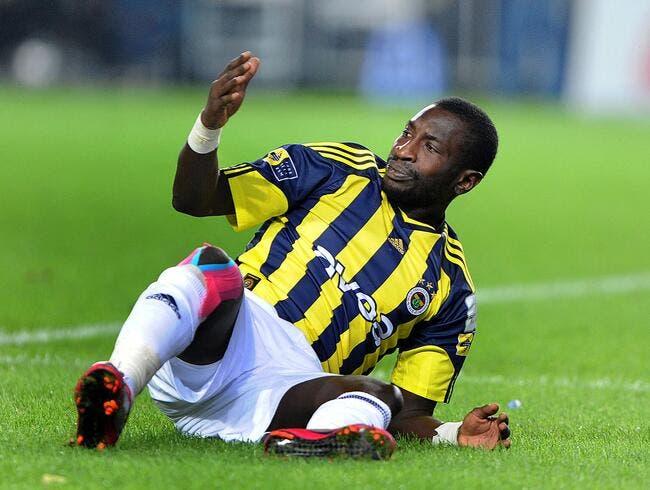 Mamadou Niang est juste beaucoup trop cher pour Lille