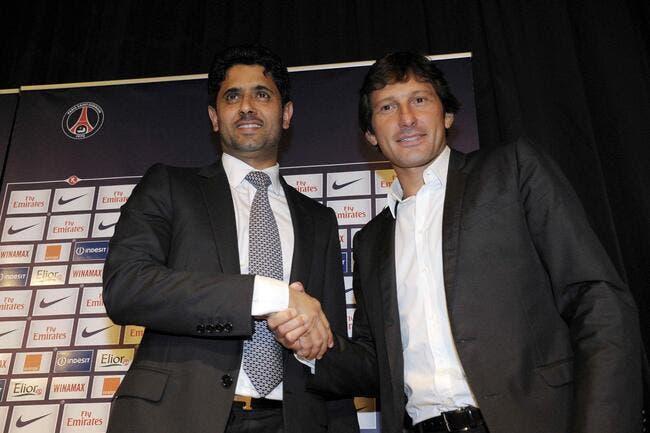 Nasser Al-Khelaifi gagne un trophée grâce au PSG