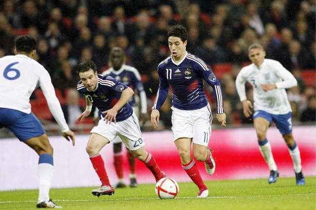 Premier match contre l'Angleterre pour la France
