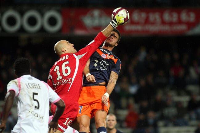Lorient repart tout cabossé de Montpellier