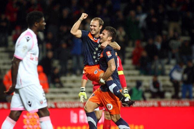 Giroud étoffe sa palette pour le bonheur de Montpellier