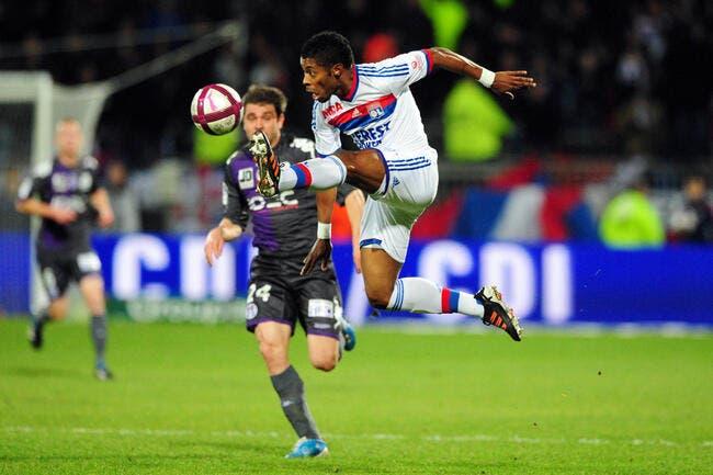 L'OL se fait des frayeurs face à Toulouse