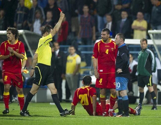 Rooney voit sa sanction s'alléger avant l'Euro 2012