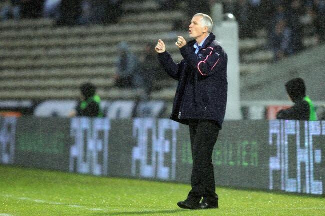 Gillot demande un mercato ambitieux à Bordeaux