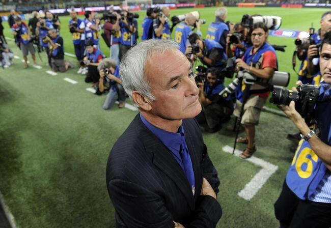 Ranieri veut régler un vieux compte avec Didier Deschamps