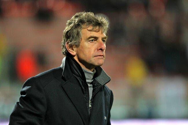 Lorient crie au « vol » après sa défaite face à l'OM