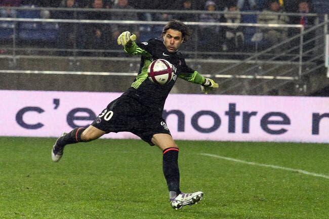 Coupet met Landreau devant Sirigu avant PSG-Lille