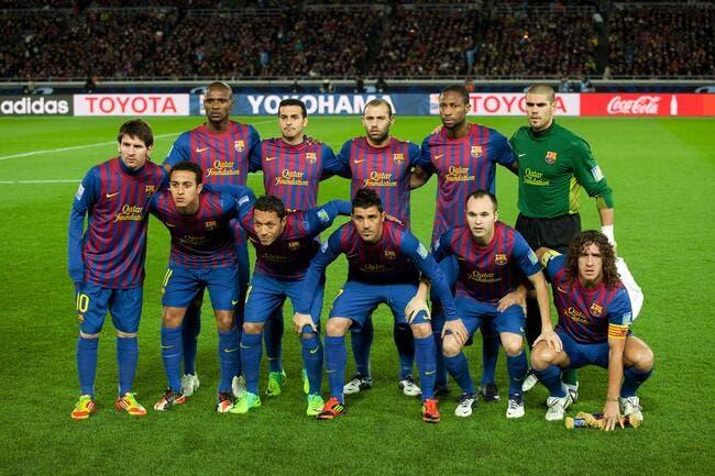 Voici la meilleure équipe du monde