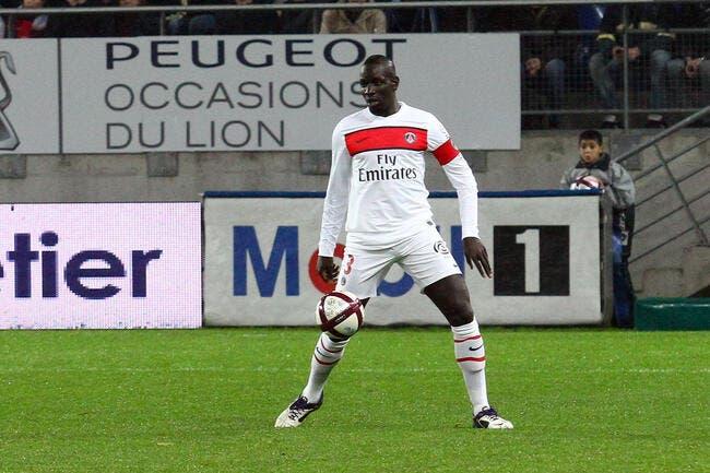 Kombouaré explique l'absence de Sakho