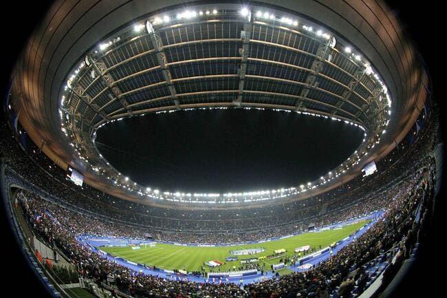 Le Stade de France trop cher pour Red Star - OM ?
