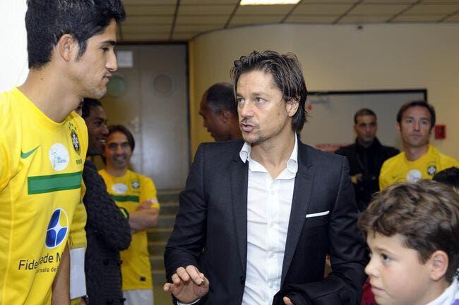 Valbuena « et ses trois roulades », ça énerve Daniel Bravo
