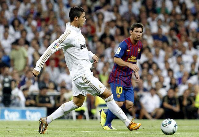 Petit vote pour C.Ronaldo plutôt que Messi le « joueur de Playstation »