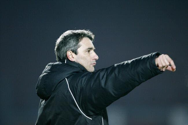 Denis Zanko, nouvel entraîneur du Mans