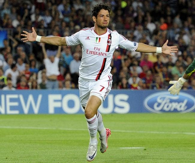 Si Pato veut aller au PSG, Milan ne le retiendra pas