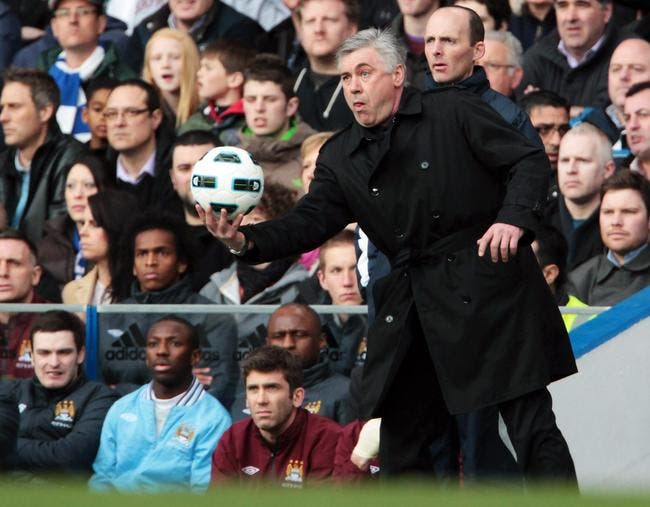 Joe Cole voit Ancelotti briller au PSG