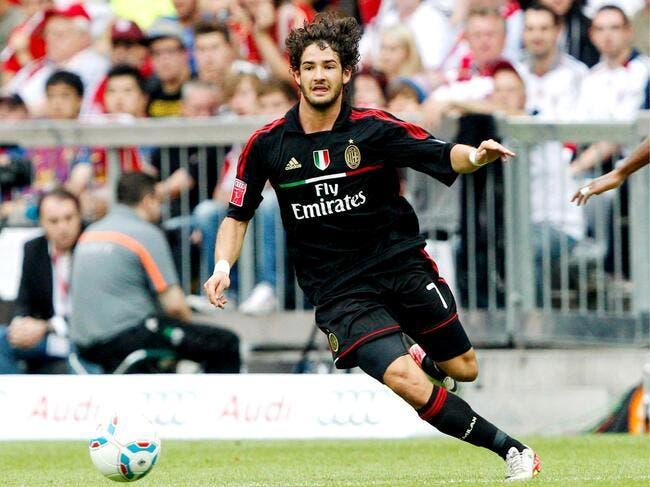 Le Milan AC emploie les grands moyens pour garder Pato