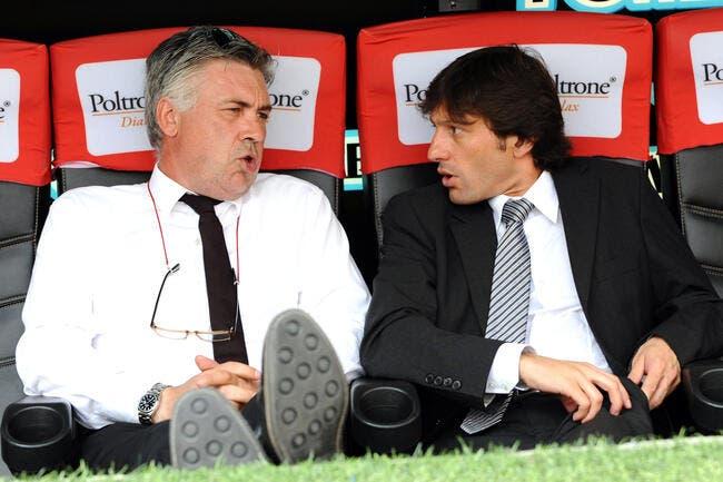 Ancelotti au PSG : La conférence de presse en direct sur Foot01