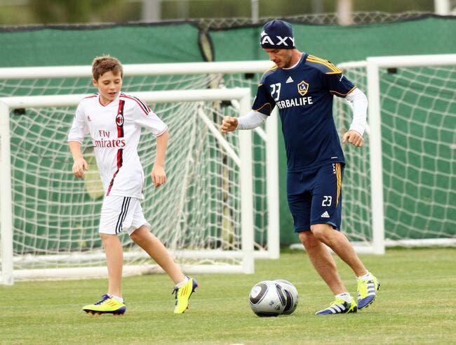 Beckham au PSG, Leonardo avoue que c'est un choix familial