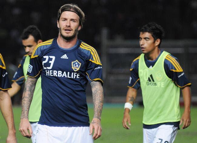 Beckham envisage de prolonger à LA !