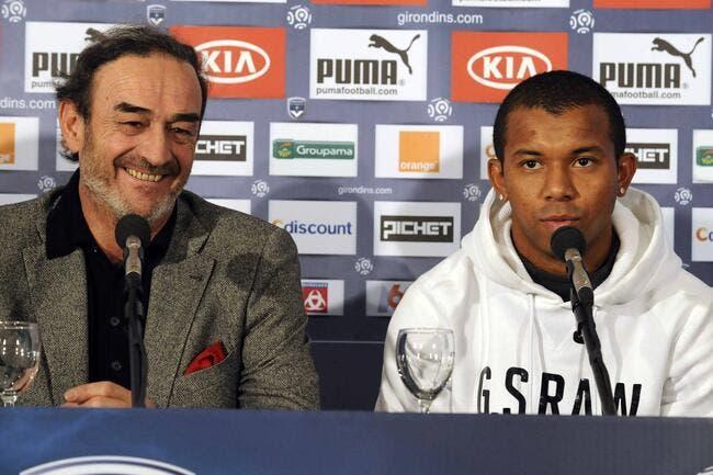 Mariano était le choix numéro 1 pour Bordeaux au mercato
