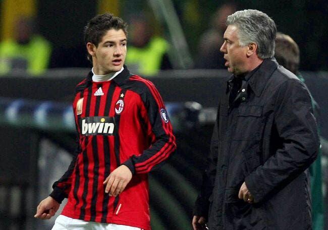 Pato au PSG, Ancelotti calme un peu le jeu