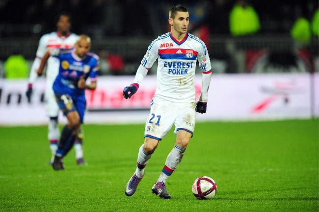 Gonalons n'a pas l'intention de quitter l'OL au mercato