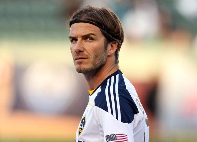 Los Angeles et la MLS défient le PSG pour Beckham
