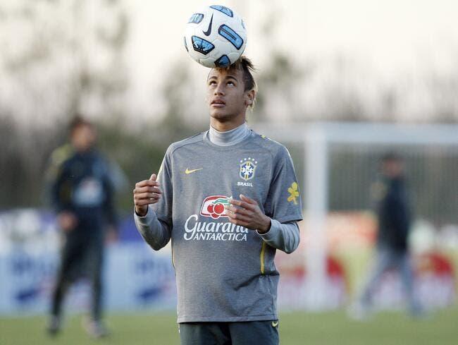 Ronaldo pousse Neymar vers le Real