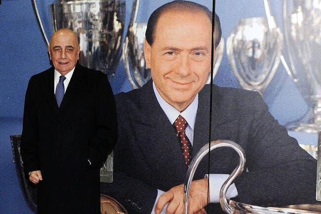 Berlusconi plombé, le Milan AC aussi