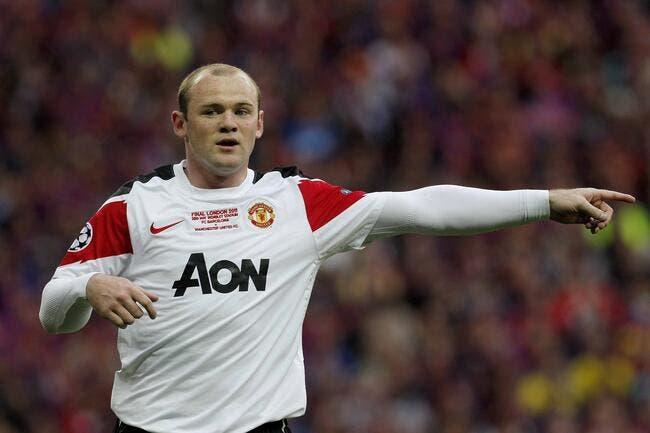 Rooney envoie valser le Barça et le Real