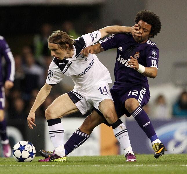 Modric demande à quitter Tottenham par écrit