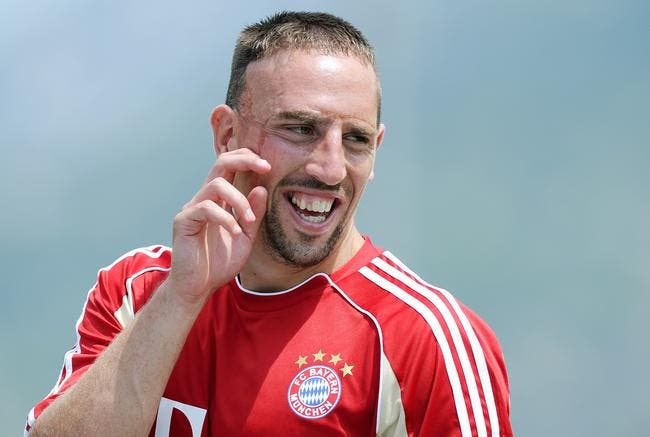 Ribéry veut donner du Red Bull au Bayern