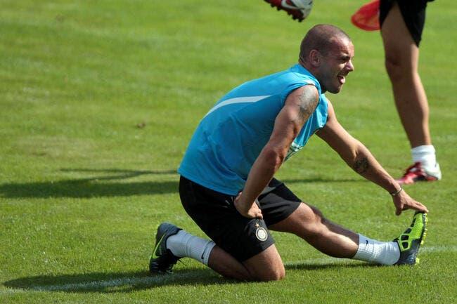 Sneijder à MU, c'est pas d'actualité selon Ferguson