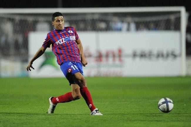 Officiel : Caen signe Fajr pour trois ans