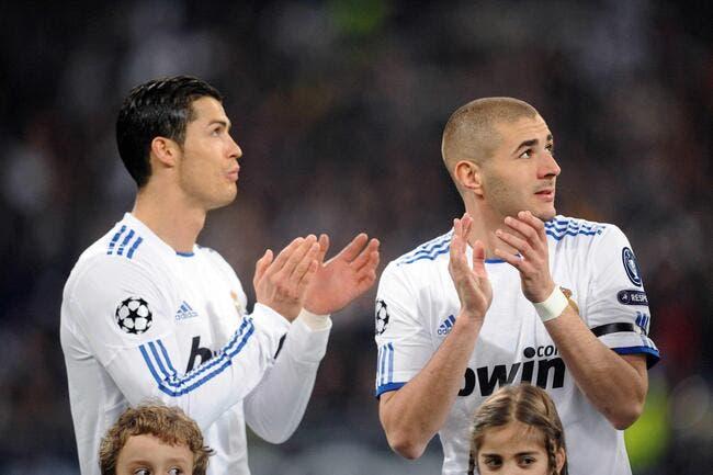 Vidéo : Benzema et Cristiano Ronaldo s'amusent déjà face à Berlin