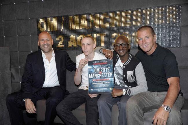 Comment Olmeta est devenu l'ami de Sir Alex Ferguson...