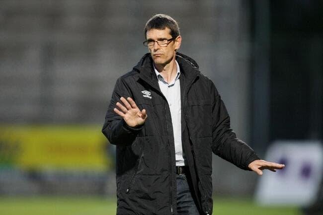 Officiel : Jean-Louis Garcia nommé entraîneur du RC Lens