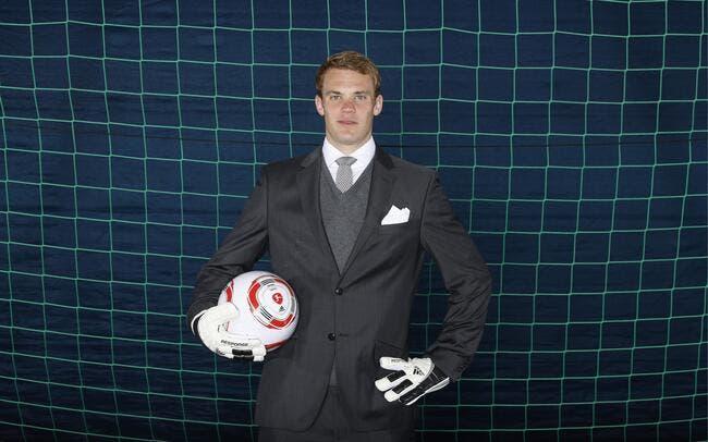 Officiel : Neuer rejoint le Bayern Munich