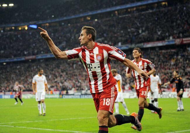 L'OM n'a pas voulu de Klose et Pizarro !