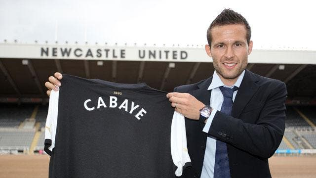 Cabaye : « Me frotter aux meilleurs à Newcastle »