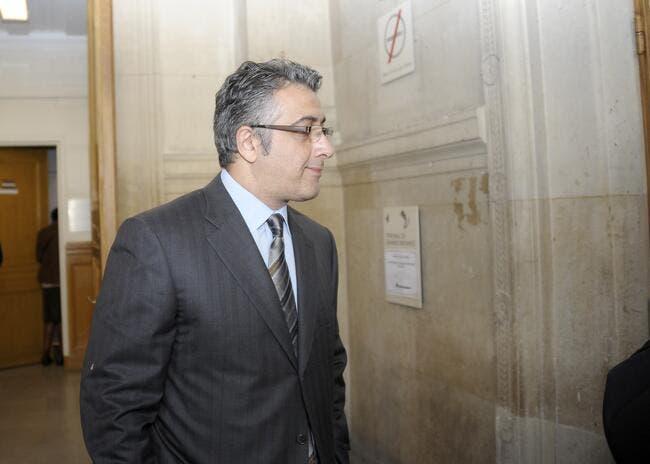 Kachkar condamné pour s'être moqué de l'OM