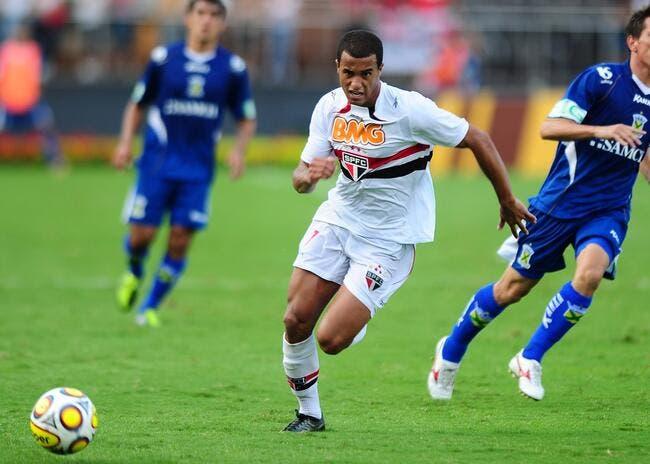 Lucas refuse gentiment un transfert au PSG