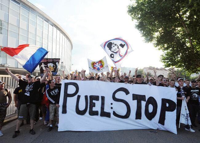 Aulas avoue avoir écouté le peuple pour licencier Puel